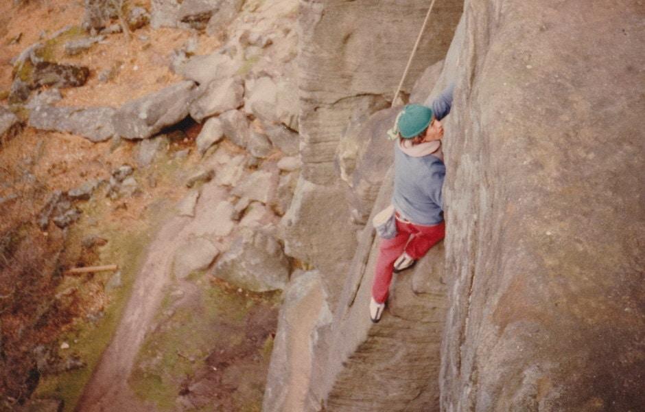 1980 - Millstone Edge - Derbyshire