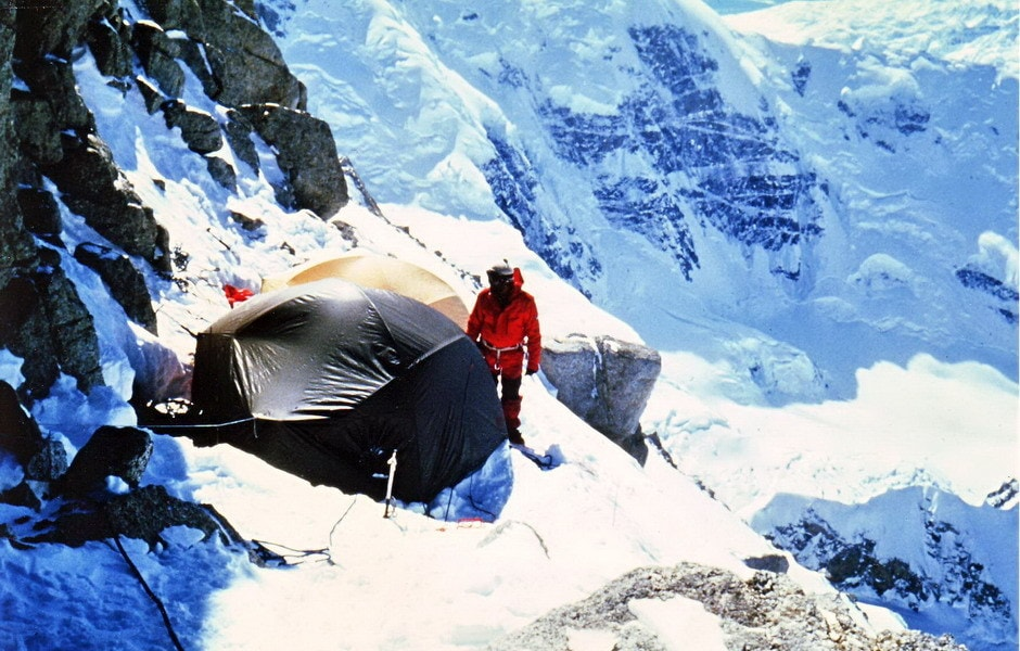 1982 - Mount Mc Kinley - Alaska