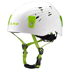 Casco CAMP Titan per arrampicata e ferrata
