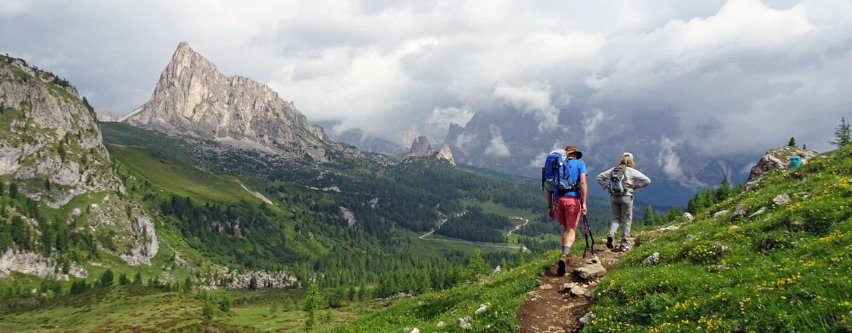 Alta via n.1 delle Dolomiti