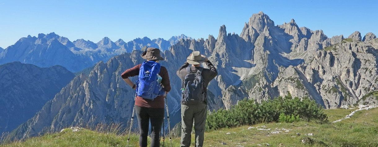 Gite in montagna a Cortina