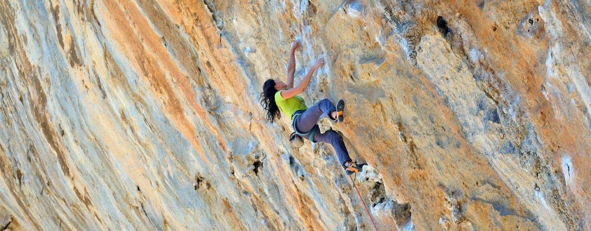 Eleonora Colli - Climb Kalymnos